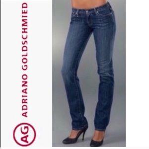 AG Adriano Goldschmied Casablanca Skinny Jeans